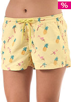 CLEPTOMANICX Womens Miaami Boardshort dusky lemon