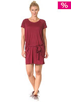 CLEPTOMANICX Womens Mura Dress beetrot