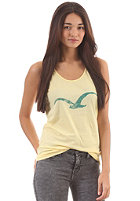 CLEPTOMANICX Womens M�we Scribble Top dusky lemon