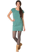 CLEPTOMANICX Womens Organicx Melange Dress heather alpine green