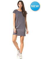 CLEPTOMANICX Womens Organicx Melange Dress heather dark navy
