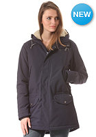 CLEPTOMANICX Womens Parrie Coat navy