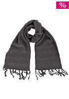 CLEPTOMANICX Womens Port Woven Scarf heather dark gray