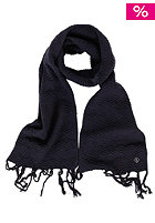 CLEPTOMANICX Womens Port Woven Scarf navy