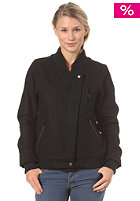 CLEPTOMANICX Womens Slime Jacket black