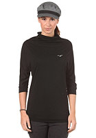 CLEPTOMANICX Womens Stil Rollin Shirt black