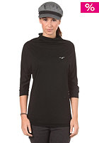 CLEPTOMANICX Womens Stil Rollin Shirt black