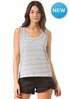 CLEPTOMANICX Womens Stripe Top creme