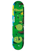 CLEPTOMANICX Woods Skateboard design 7,75