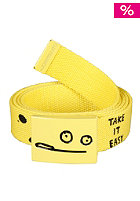 CLEPTOMANICX Zitrone Belt yellow