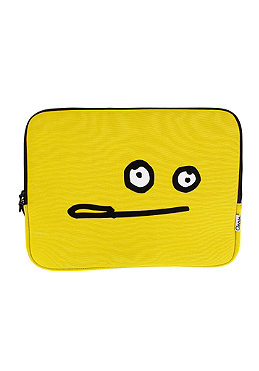 CLEPTOMANICX Zitrone Laptop Bag yellow