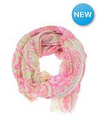 CODELLO Womens Multicolor Paisley Scarf dark pink
