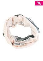 CODELLO Womens Ombre Glitter Loop light grey