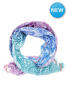 CODELLO Womens Paisley Ombre Scarf turquois