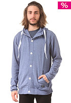 COLOUR WEAR Band Hooded Sweat navy melange
