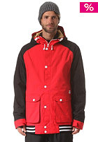 COLOUR WEAR Base Snow Jacket red