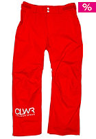COLOUR WEAR Base Snow Pant red