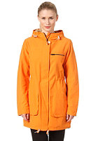 COLOUR WEAR Bliss Parka rusty orange