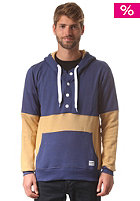 COLOUR WEAR Block Hooded Sweated Sweat navy