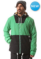 COLOUR WEAR Block Snow Jacket key green
