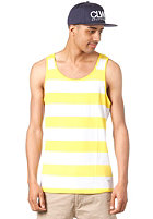 COLOUR WEAR Block Tank Top sun burst