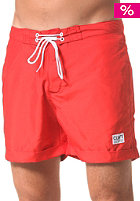 COLOUR WEAR Breeze Trunk Boardshort red