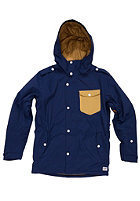 COLOUR WEAR Cap Jacket navy