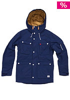 COLOUR WEAR Cargo Jacket navy