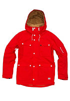 COLOUR WEAR Cargo Jacket red