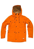 COLOUR WEAR Cargo Jacket rusty orange