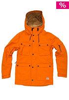 COLOUR WEAR Cargo Jacket rusty orange
