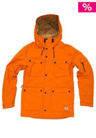 COLOUR WEAR Cargo Snow Jacket rusty orange