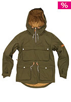 COLOUR WEAR CLWR Anorak Jacket olive