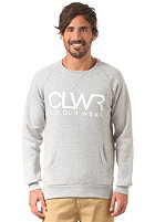 COLOUR WEAR CLWR grey melange