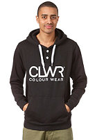 COLOUR WEAR CLWR Hooded Sweat black