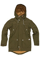 COLOUR WEAR CLWR Parka Jacket olive
