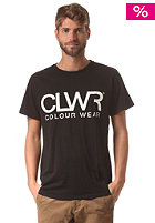 COLOUR WEAR CLWR S/S T-Shirt black