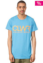 COLOUR WEAR CLWR S/S T-Shirt loft blue