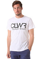 COLOUR WEAR Clwr S/S T-Shirt white