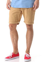 COLOUR WEAR Clwr Shorts camel