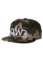 COLOUR WEAR CLWR Snapback Cap camo