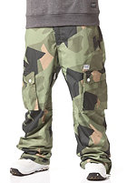 COLOUR WEAR CLWR Snow Pant asymmetric oliv