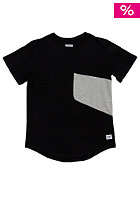 COLOUR WEAR Cut S/S T-Shirt black