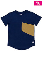 COLOUR WEAR Cut S/S T-Shirt navy