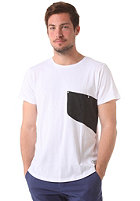 COLOUR WEAR Cut S/S T-Shirt white