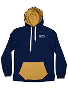 COLOUR WEAR Flow Hooded Sweat navy