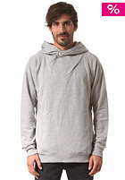 COLOUR WEAR Fly Hooded Sweat grey melange