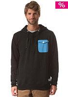 COLOUR WEAR Pocket Hooded Sweat black