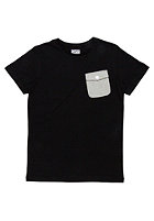 COLOUR WEAR Pocket S/S T-Shirt black