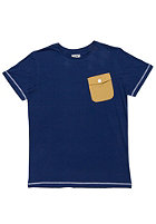 COLOUR WEAR Pocket S/S T-Shirt navy